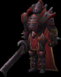 Black Knight champion (Invasion of Falador)