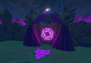 Big swirly portal