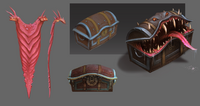 Giant Mimic concept art