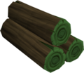 Green logs (Gielinor Games) detail.png