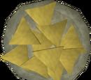 Corn chip platter