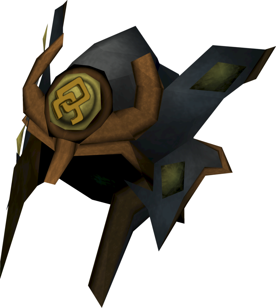 Relic helm of the Godless detail