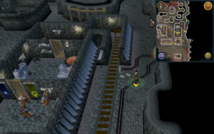 Scan clue Keldagrim east of Blast Furnace