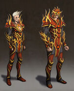 Aurora armour concept art 2