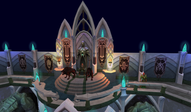 File:Elf city teaser - Iorwerth clan chained hellhounds.png