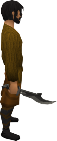 File:Iron scimitar equipped.png
