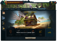 Community (Crablet Plunder) interface 6
