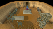Genie's cave