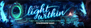 The Light Within lobby banner