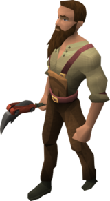 Moe the Miner
