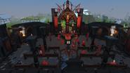 Black Knights' Fortress altar
