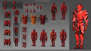Dragon armour update