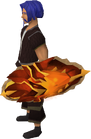 Dragonfire shield charged equipped