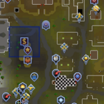 Gnome Banker location