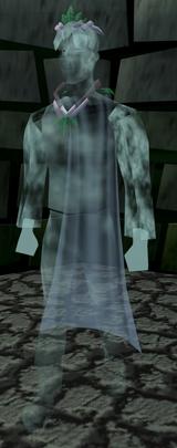 Shady ghost