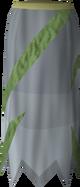 Third-age druidic robe detail