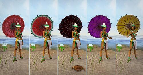 Summer Parasols news image