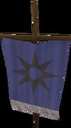 Burthorpe flag