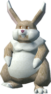Easter bunny jr1