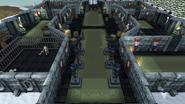Inside Zemouregal's fort