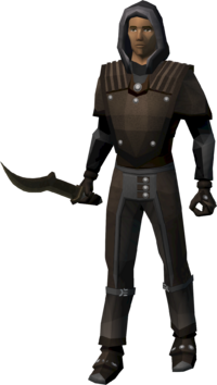 Lumbridge Thieves' Guild Fighter 3