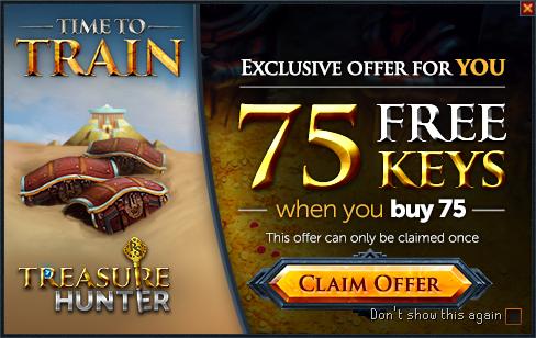 File:Treasure Hunter buy 75 get 75 promo.png