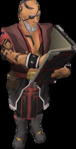 Zamorakian quartermaster
