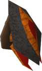 Abyssal demon head (mounted) old