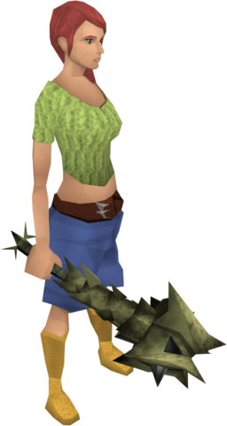 File:Drygore mace (barrows) equipped.png