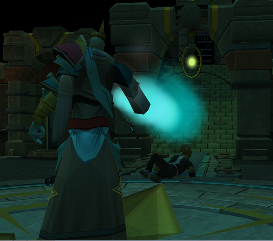 File:Saradomin takes the wand.png