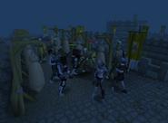 Defender of Varrock - the last trainee