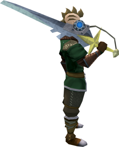 File:Augmented Saradomin sword equipped.png