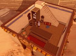 Dommik's Crafting Store interior