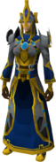 Saradominist war robes equipped (female)
