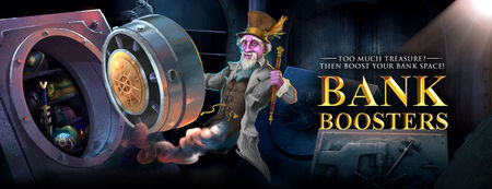 Bank Boosters banner