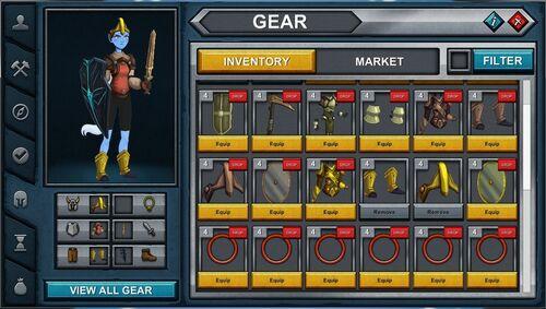 Idle Adventures gameplay news image