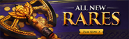All New Rares lobby banner