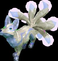 Angelic Inari pet