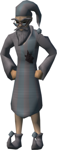 Ebenezer Scourge (pyjamas)