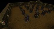 Elemental Workshop cosmic room