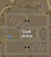 Duel Arena map