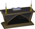 Teak altar built.png