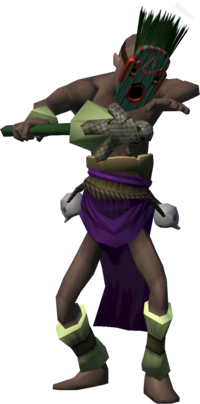 Witch Doctor 3