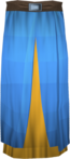 Wizard robe skirt (g) detail