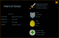 Horn of Glory interface.png