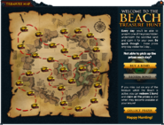 Treasure Map (Summer Beach Party) (Complete) interface