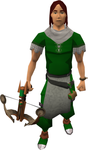 File:Dwarven crossbow equipped.png