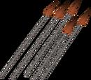 Royal bolts