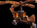 Gnome jumpship