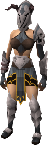 File:K'ril's Battlegear oufit equipped (female).png
